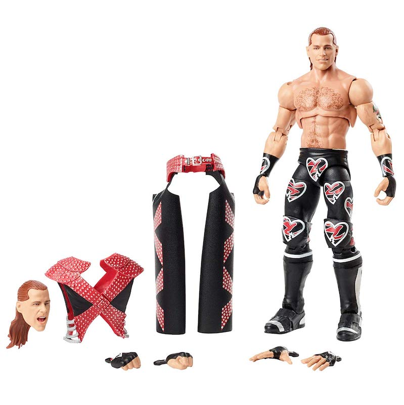 Mattel – WWE Ultimate Edition Brock Lesnar & Shawn Michaels Figures In-Stock On Amazon