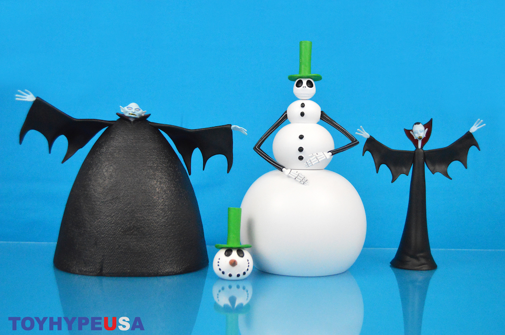 Diamond Select Toys – The Nightmare Before Christmas Select Series 7 Figures Review