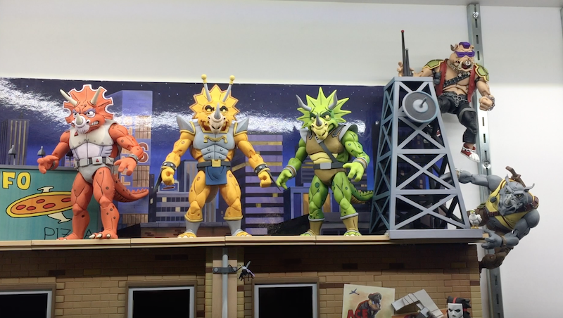 NYTF 2020 – NECA Toys Booth Coverage & Video Walkthrough