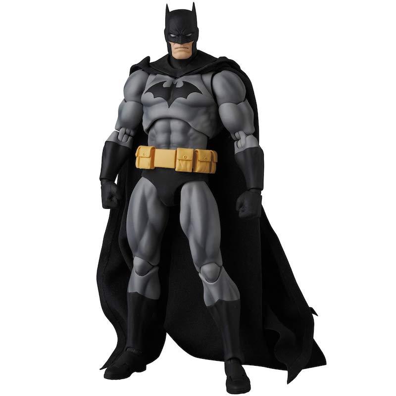 Medicom – MAFEX Hush Batman – Black Costume & Lebron James Figure Pre-Orders