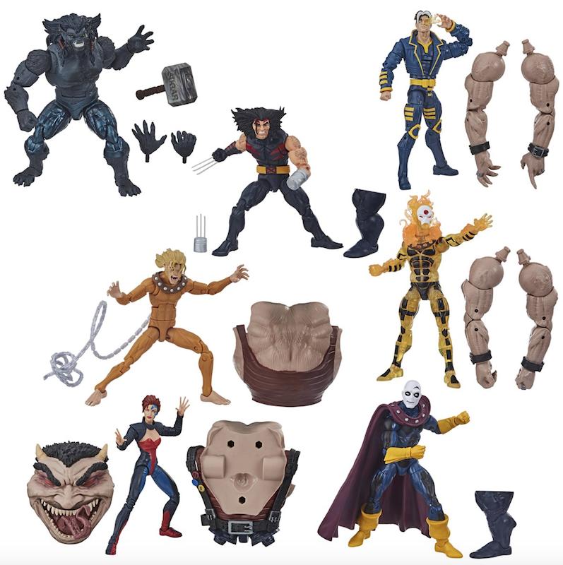 Kokomo Toys eBay Store – Marvel Legends Age Of Apocalypse & The Mandalorian Figures