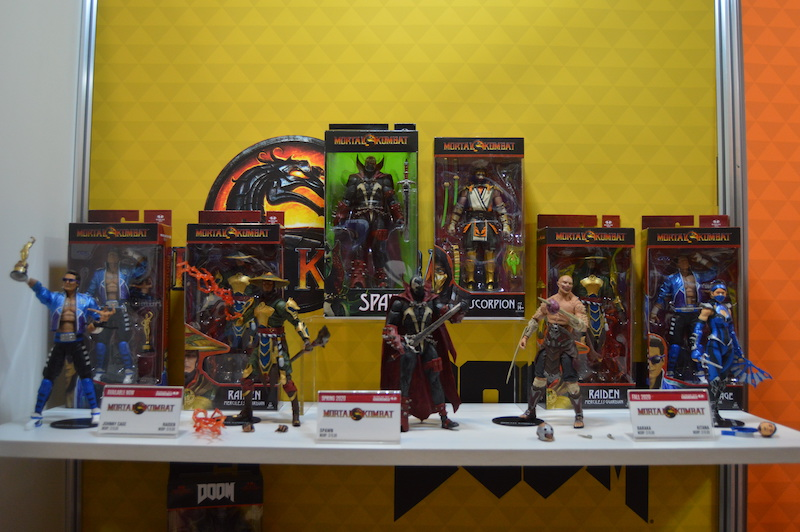 NYTF 2020 – McFarlane Toys Booth Coverage