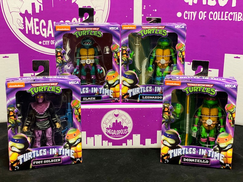 Megalopolis: City Of Collectibles – TMNT: Turtles In Time, Star Wars, Marvel Legends, Transformers & More