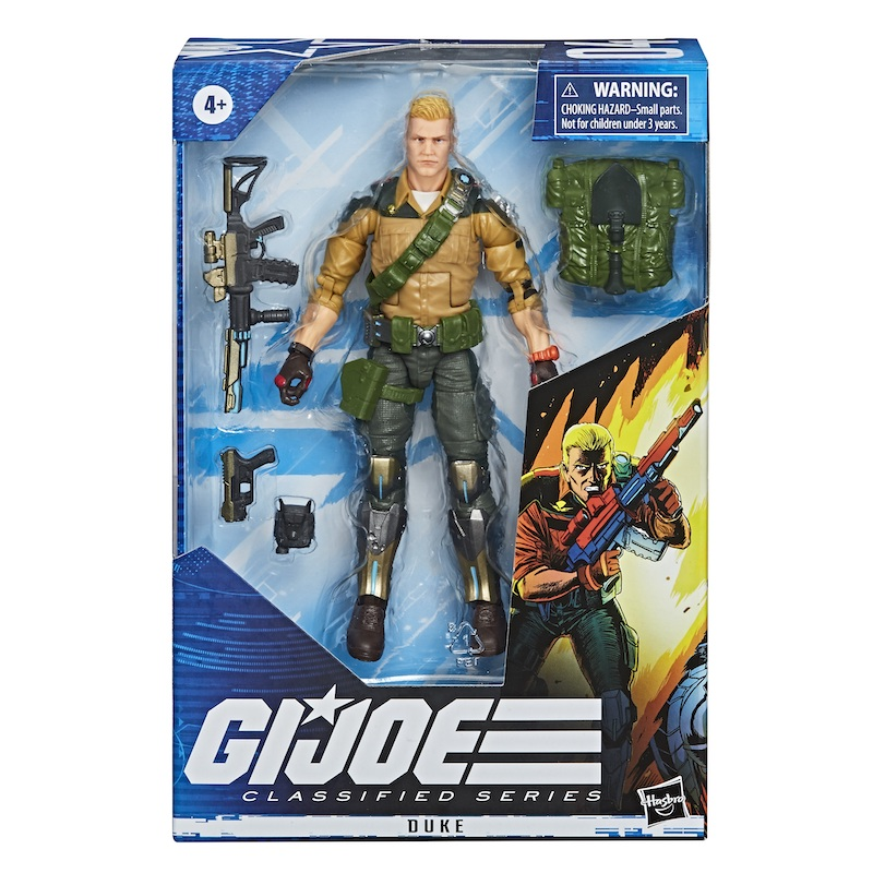 Boop Toys – Hasbro G.I. Joe Classified 6″ Figures Wave 1 Pre-Orders