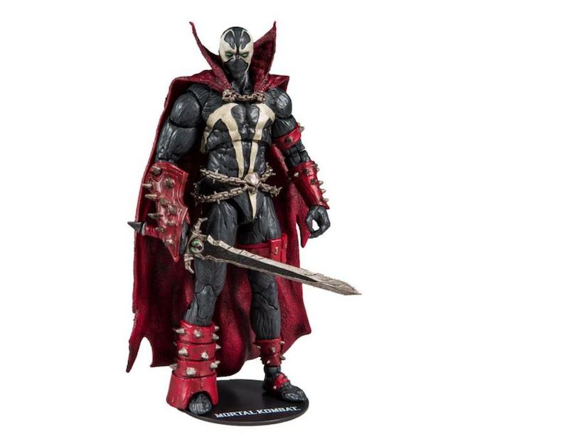 McFarlane Toys Mortal Kombat Spawn Figure Pre-Orders On GameStop
