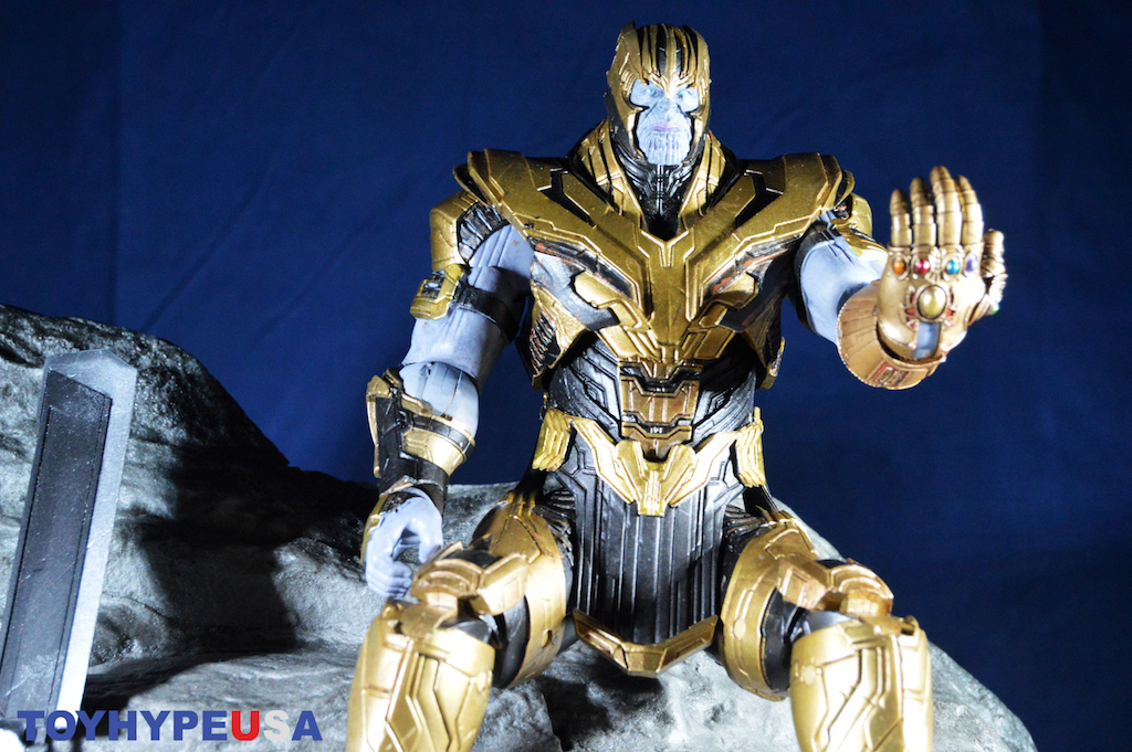 Disney Store Exclusive – Marvel Select Avengers: Endgame Thanos Figure Review