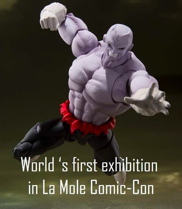 S.H. Figuarts DragonBall Super Final Battle Jiren Figure