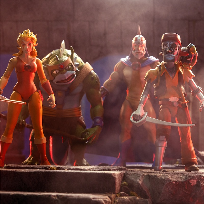Super7 ThunderCats Ultimates Wave 3 Pre-Orders Ends Today