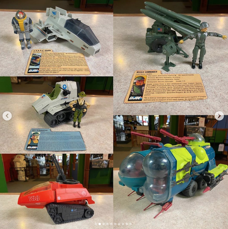 Kokomo Toys eBay Store – Massive G.I. Joe & Vehicle Listings From Vintage & Movie Offerings
