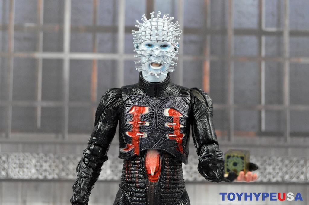 NECA Toys Hellraiser – Ultimate Pinhead Figure Review