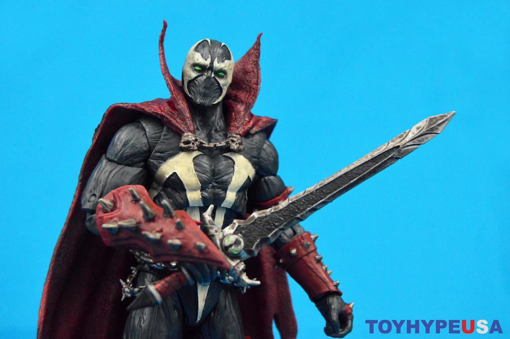 McFarlane Toys Mortal Kombat 11 – Spawn 7″ Figure Review