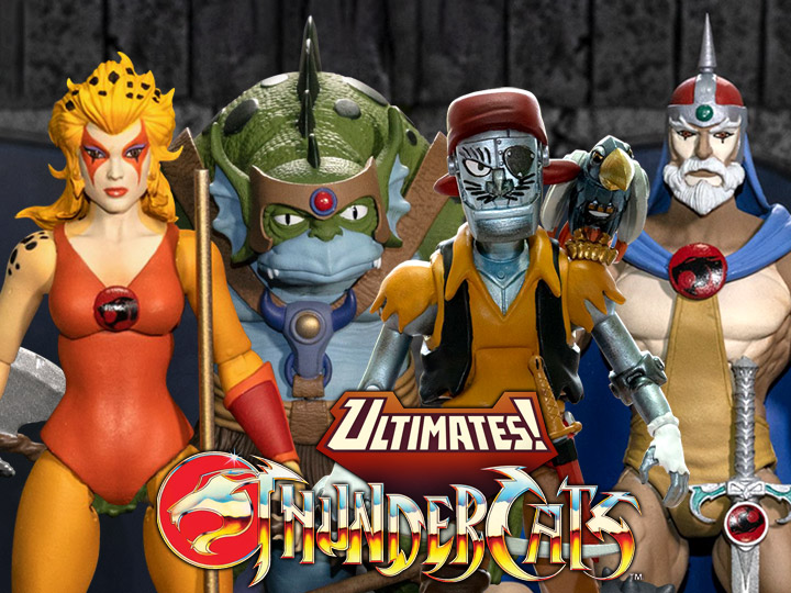 Super7 ThunderCats Ultimates Wave 3 Figure Pre-Orders