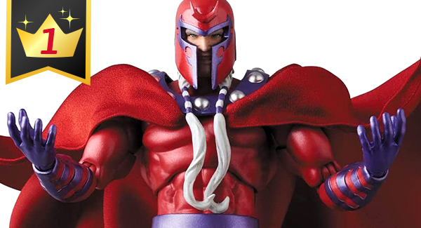 Hobby Link Japan – Mafex Magneto, Final Fantasy VIIR, & More Hot Collectibles This Week