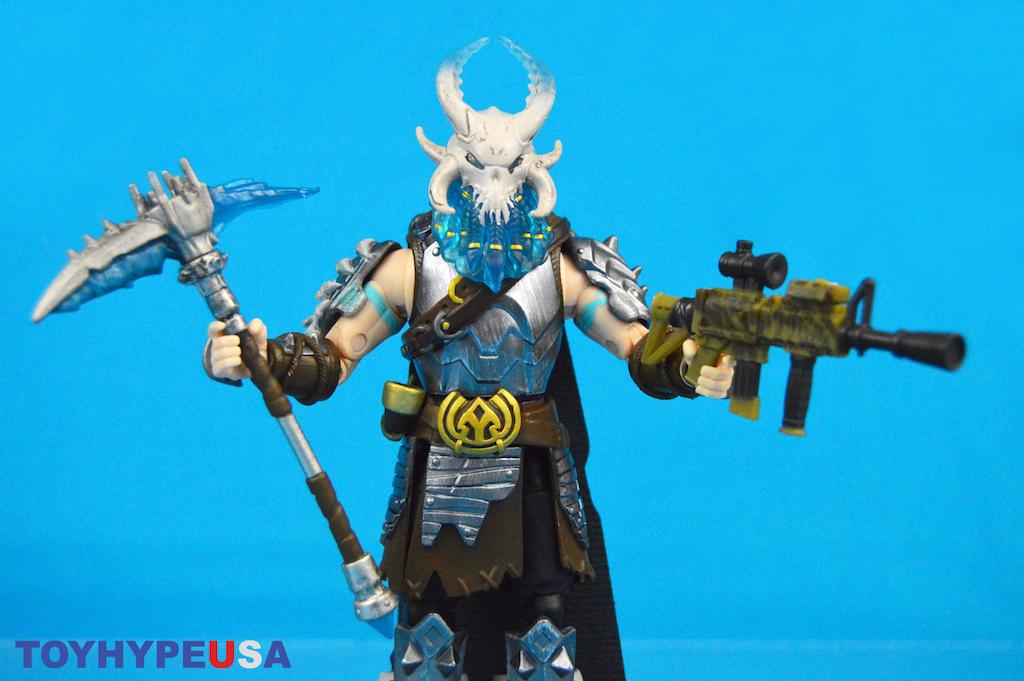 Jazwares – Fortnite 6″ Legendary Series Ragnarok Figure Review