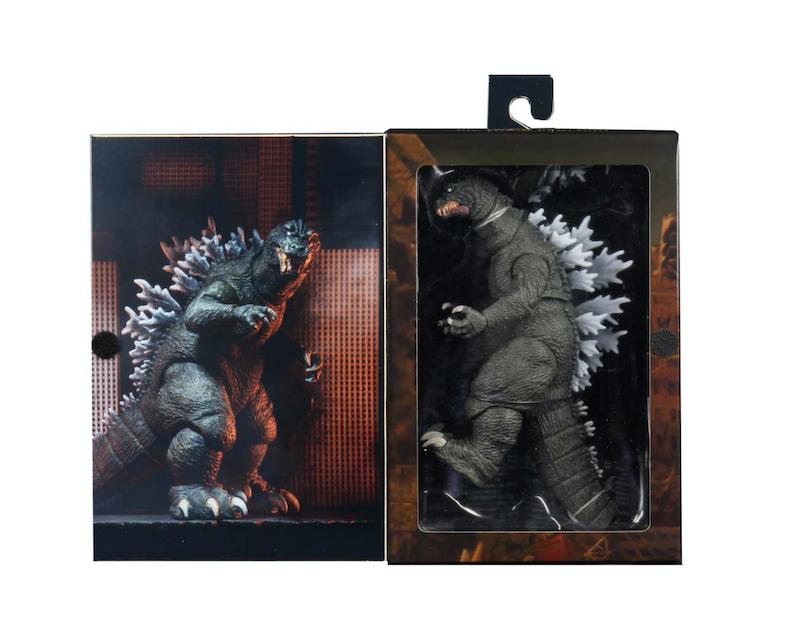 NECA Toys Shipping This Week – Godzilla & The Karate Kid