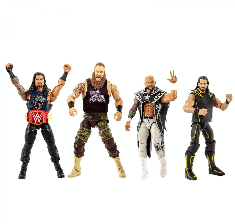 Mattel – WWE Elite Top Picks Figures Coming Fall 2020