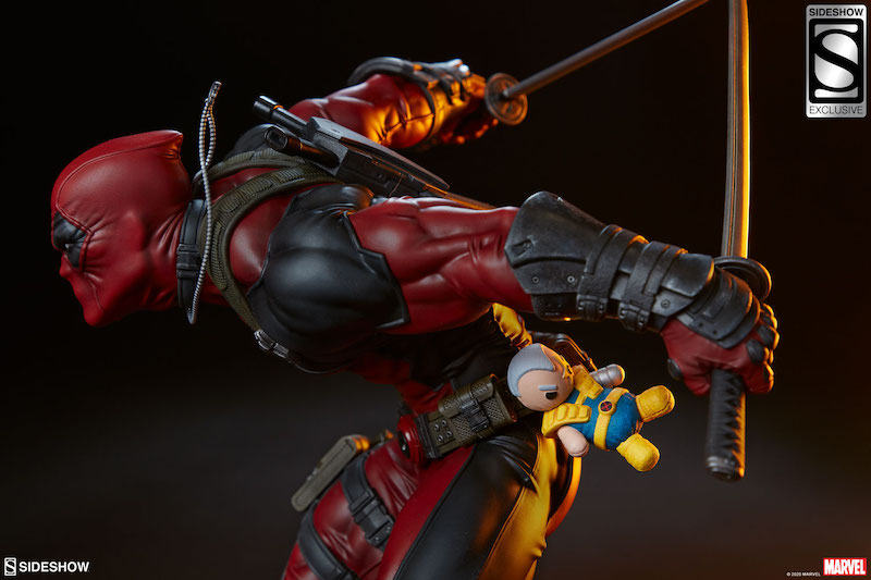 Sideshow Collectibles Marvel Comics – Deadpool Premium Format Figure Pre-Orders