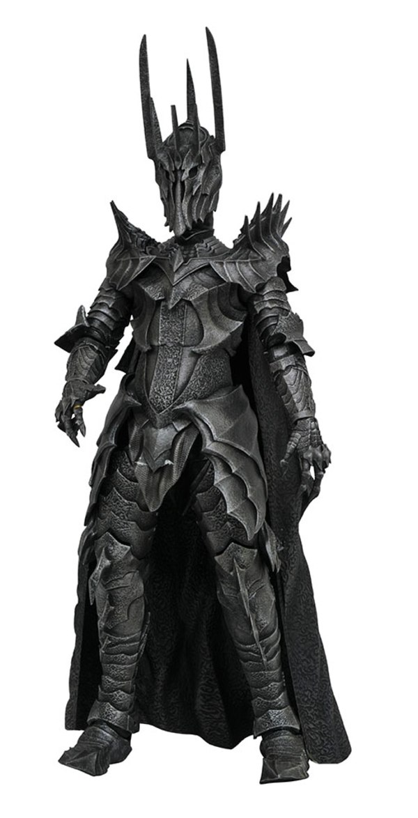 Diamond Select Toys – Lord Of The Rings Select Sauron Build-A-Figure