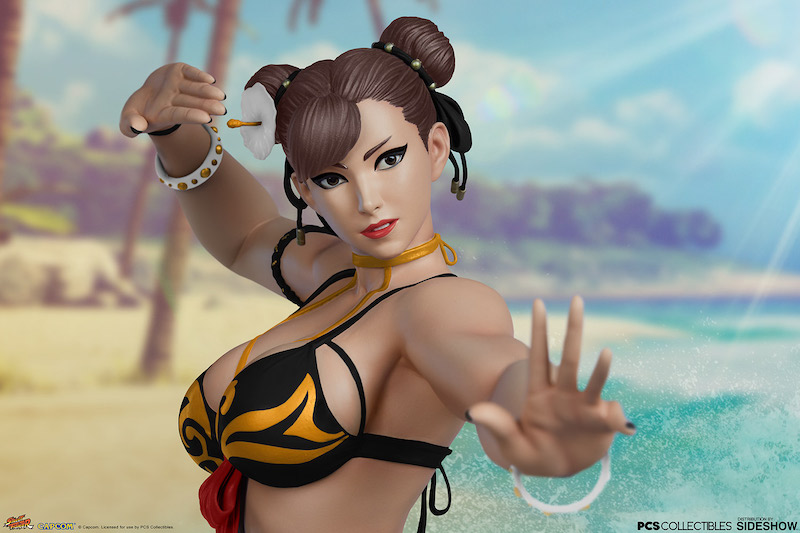 Pop Culture Shock Street Fighter Chun-Li: Player 2 Battle Statue Pre-Orders