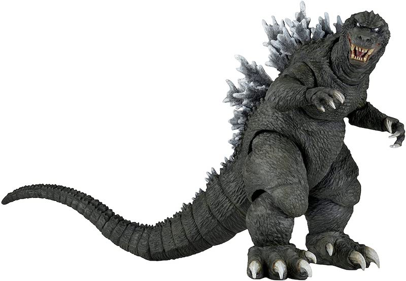 NECA Toys Godzilla 2001 Re-Release Figure Available Now