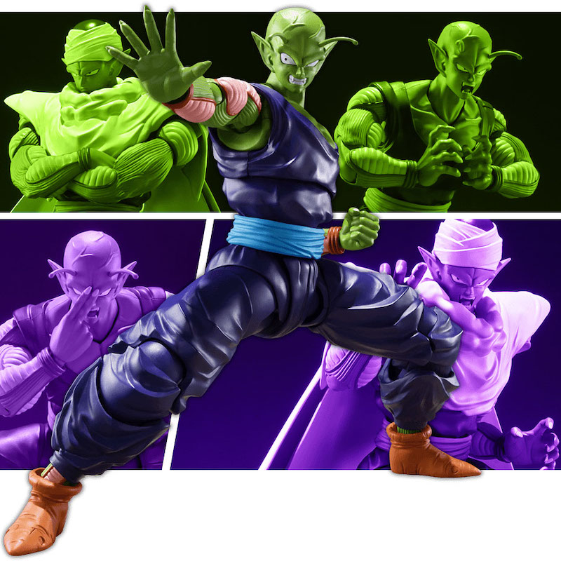 Tamashii Nations S.H. Figuarts Dragon Ball Z Piccolo Figure Pre-Orders