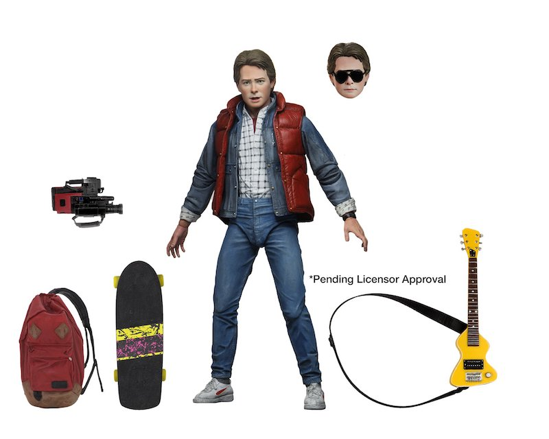 NECA Toys Back To The Future Ultimate Marty McFly 7″ Scale Figure