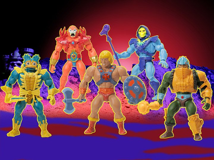 BigBadToyStore – Power-Con 2020 Masters Of The Universe Exclusives Pre-Orders