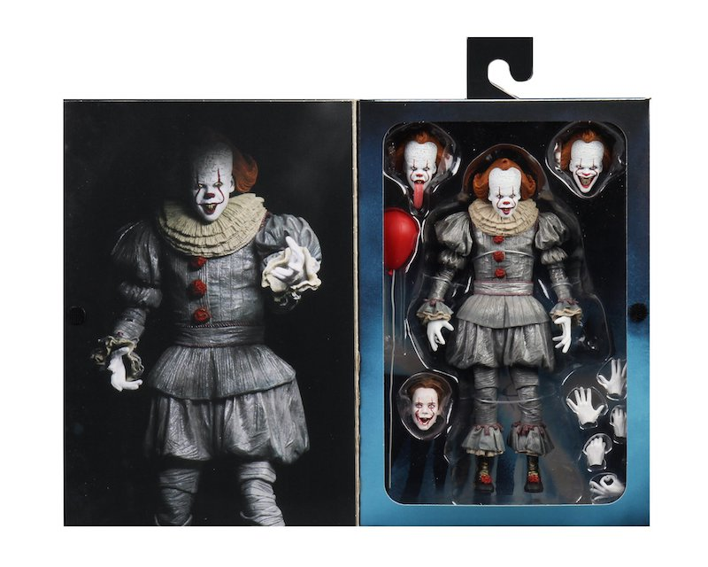 NECA Toys Shipping This Week – It Chapter Two Pennywise Ultimate Figure