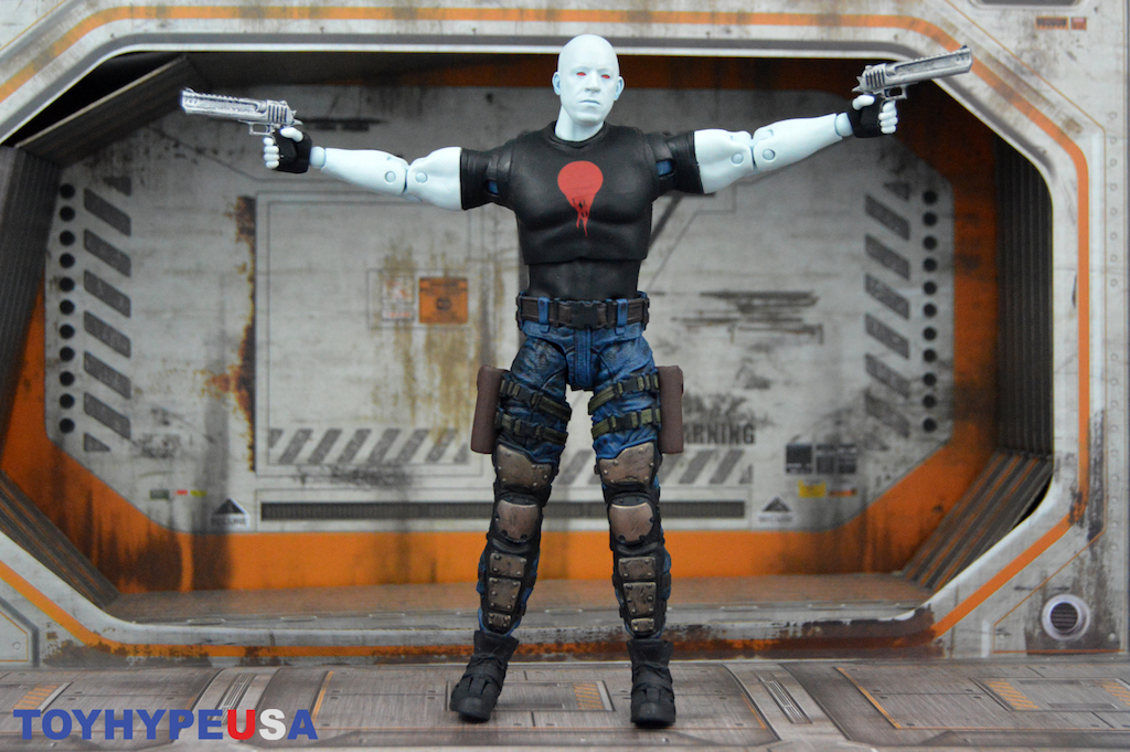 McFarlane Toys Bloodshot 7″ Scale Figure Review