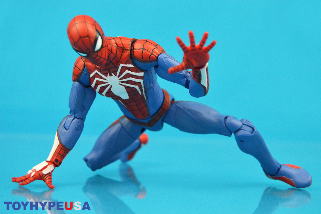 Diamond Select Toys – Marvel Select GameVerse Spider-Man Figure Review
