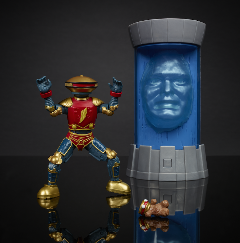Hasbro Reveals Mighty Morphin Power Rangers Zordon & Alpha 5 2-Pack, Putty Patrollers Space Psycho Green Ranger & More
