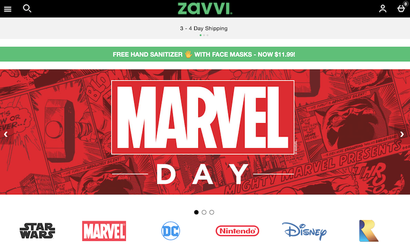 New Sponsor Announcement – Zavvi – New Marvel Legends, Transformers, Star Wars & More Pre-Orders