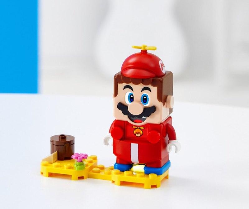 LEGO Super Mario: New Power-Up Packs Revealed