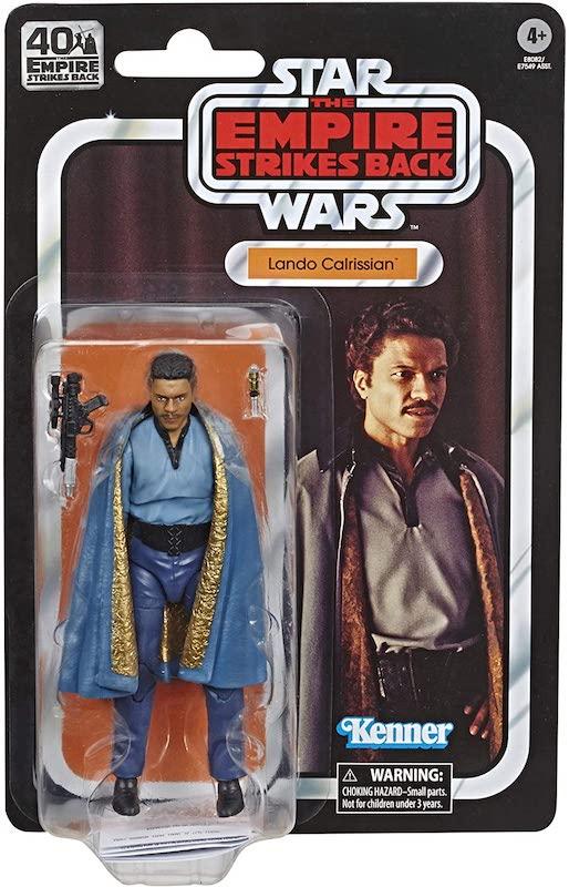 Star Wars The Black Series 6″ Lando Calrissian Figure Pre-Orders Now $15.99 On Amazon