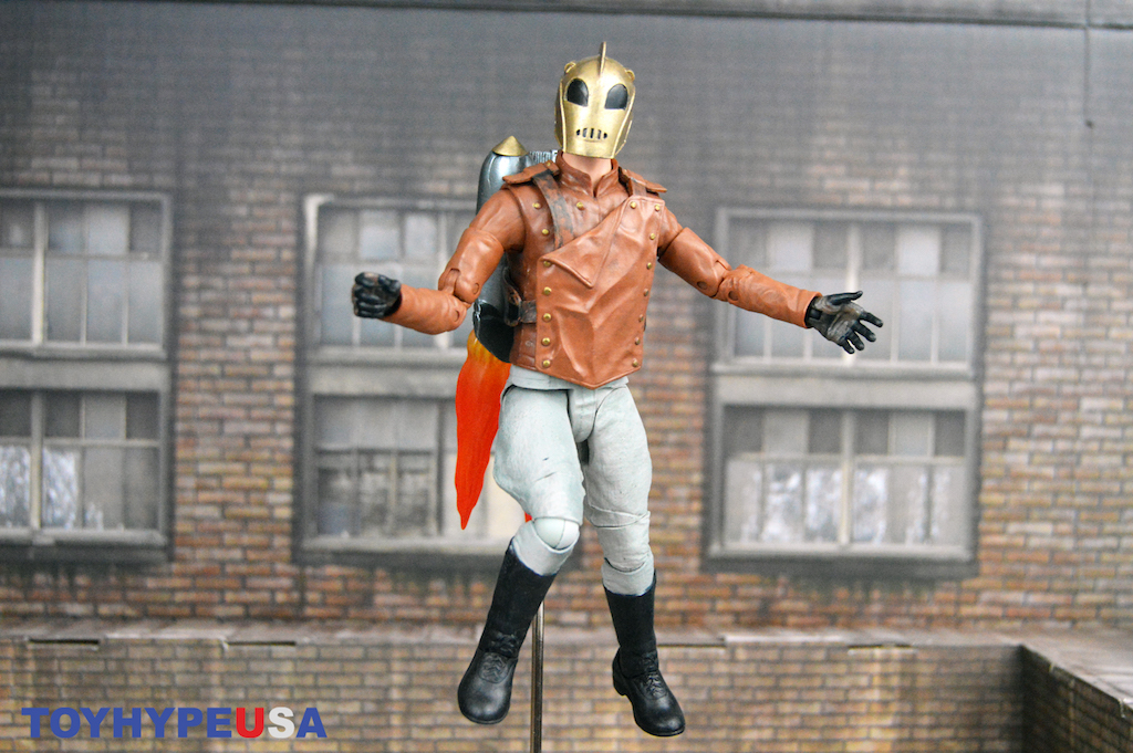Diamond Select Toys – Disney Select Classic Series 1 The Rocketeer Figure Review