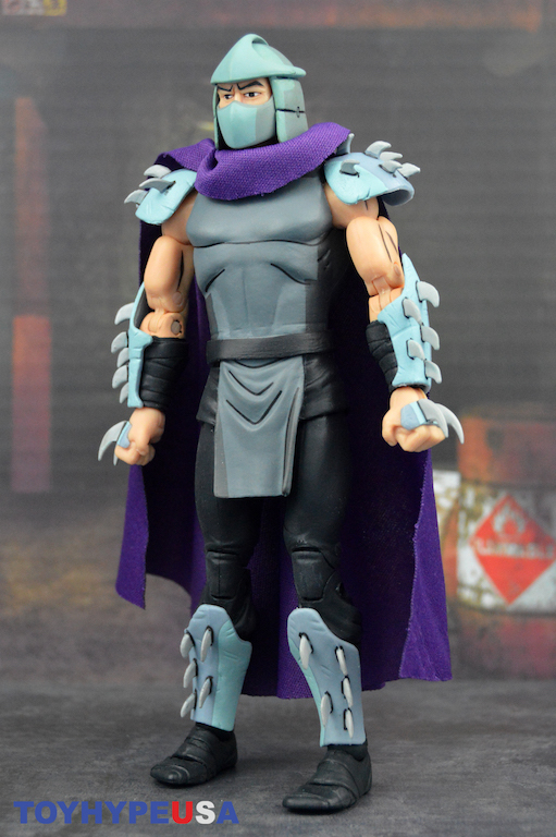 tmnt 2003 shredder cosplay