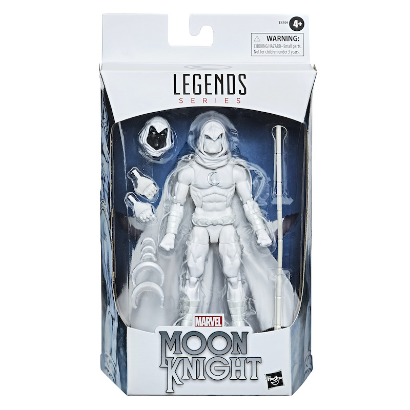 Hasbro Marvel Legends Walgreens Exclusive Moon Knight Figure In-Stock Online