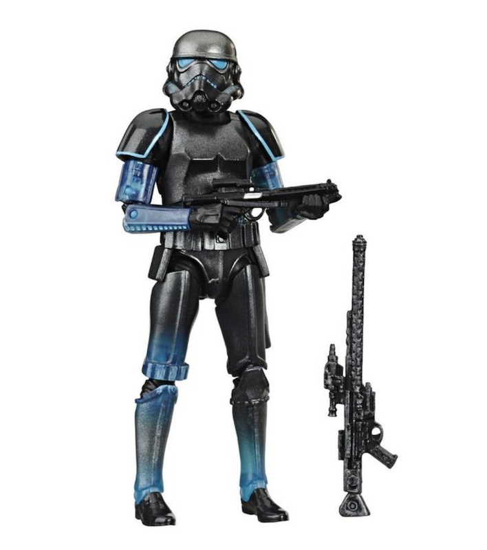 Hasbro Star Wars: The Force Unleashed Shadow Stormtrooper 6″ Figure Pre-Orders At GameStop
