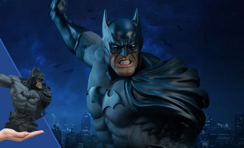 Sideshow Collectibles Batman Bust Pre-Orders
