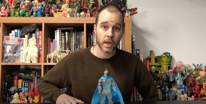 Super7 ThunderCats Ultimates Wave 3 Jaga Figure Update