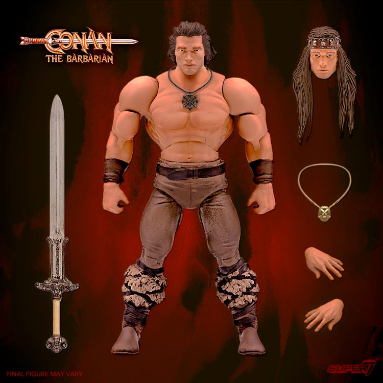 Super7 Conan The Barbarian – Iconic Movie Pose 7″ Scale Figure