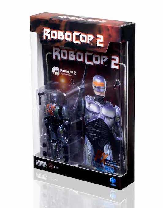 "Hiya Toys SDCC 2020 Exclusive – ""Kick Me"" Robocop Figure"