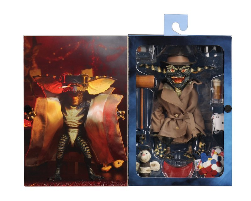 NECA Toys Gremlins – Ultimate Flasher Gremlins 7″ Scale Figure Available Now
