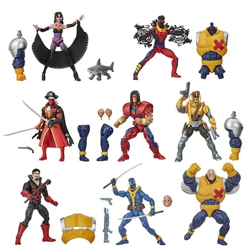 Marvel Legends 6″ Strong Guy Build-A-Figure Wave Pre-Orders On Amazon
