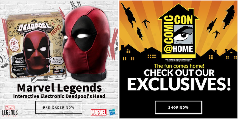 Entertainment Earth – KISS, SDCC 2020, Father's Day Star Wars Sale, Conan The Barbarian & More
