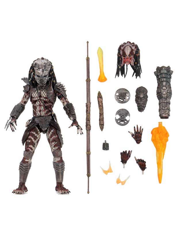 NECA Toys Predator 2 – Stalker Predator & Guardian Predator Ultimate Figures