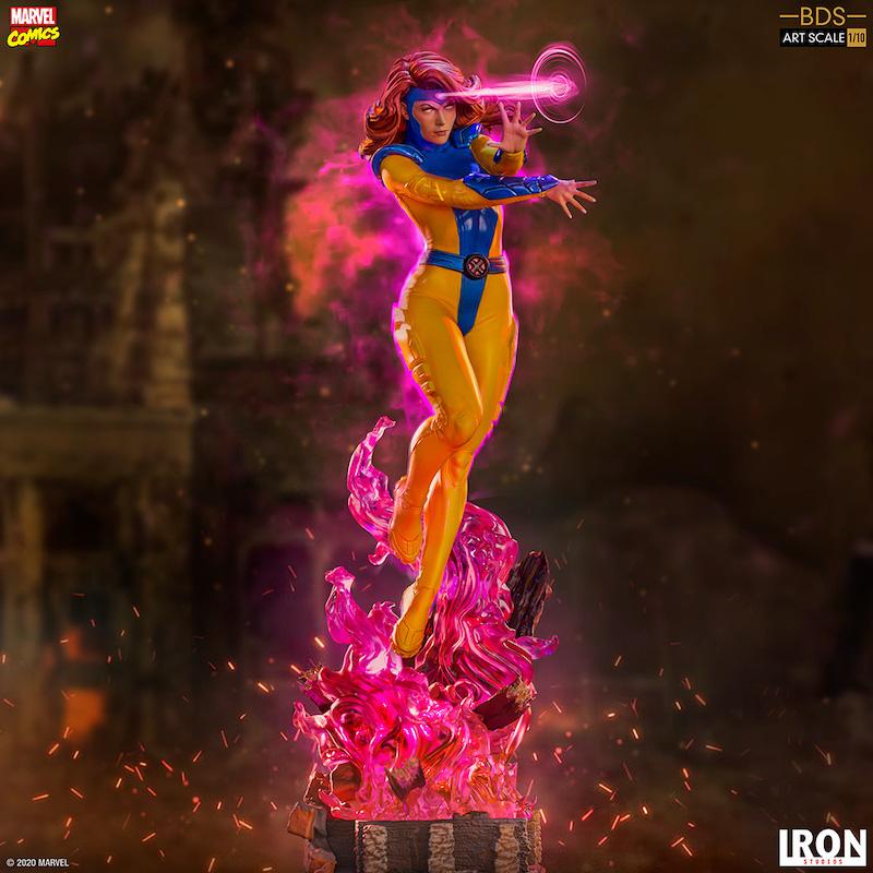 Iron Studios – Marvel Comics X-Men Jean Grey 1/10 Scale Statue Pre-Orders