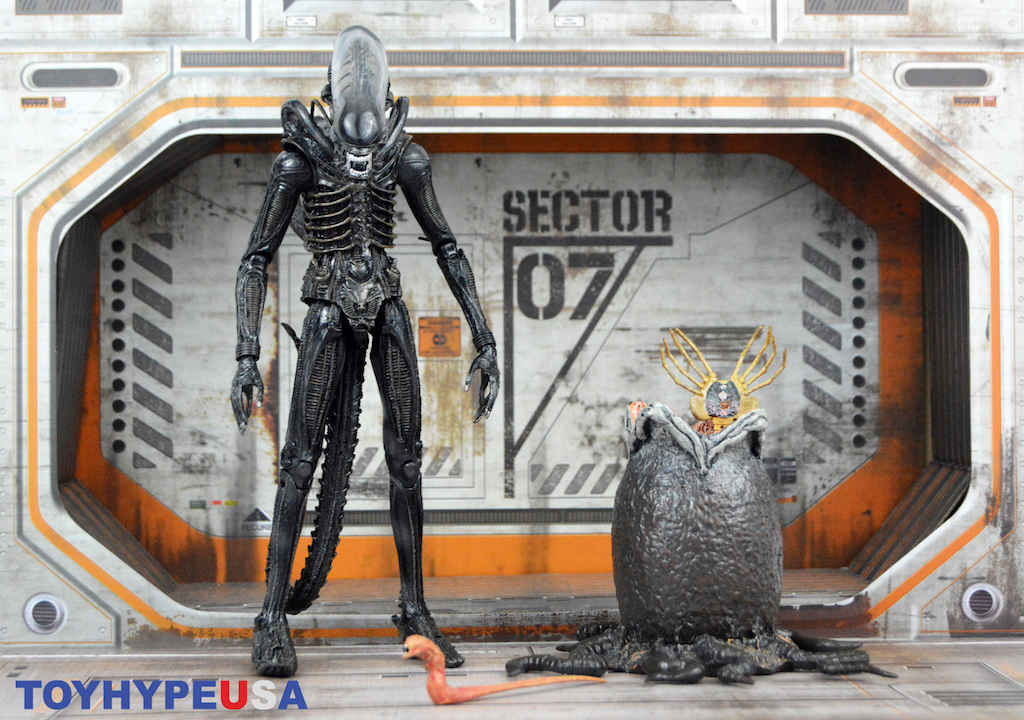 NECA Toys Alien – Ultimate Big Chap 7″ Scale Figure Review