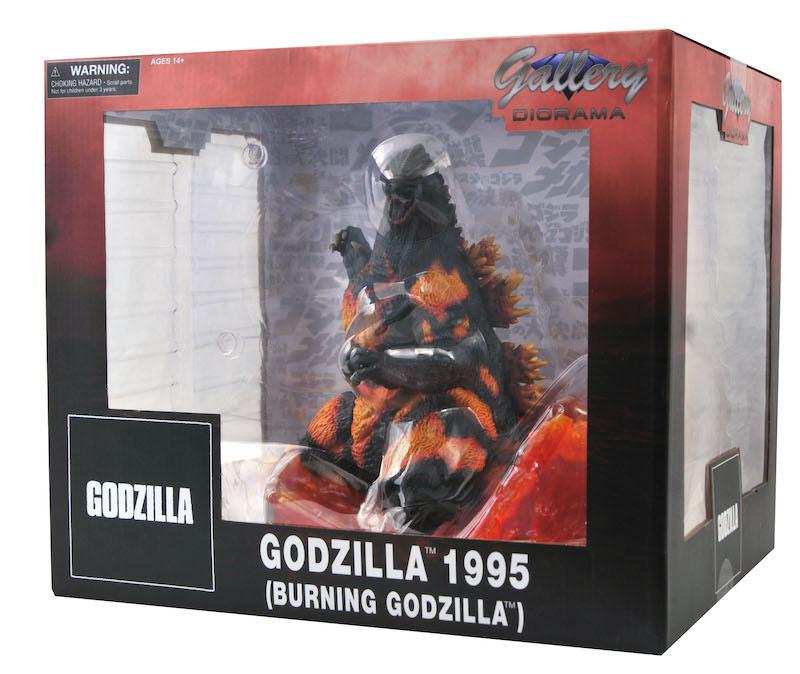 Diamond Select Toys Reveals Their Godzilla & Iron Giant San Diego Comic-Con 2020 Exclusives