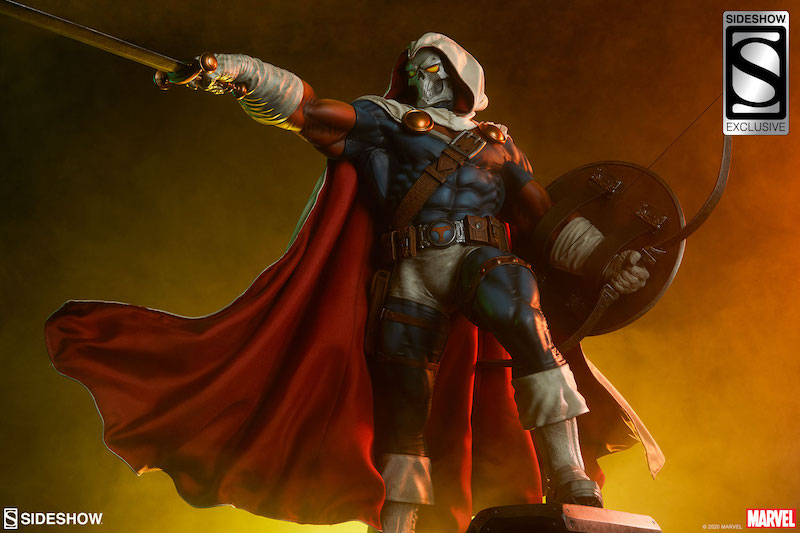 Sideshow Collectibles Taskmaster Premium Format Figure Pre-Orders